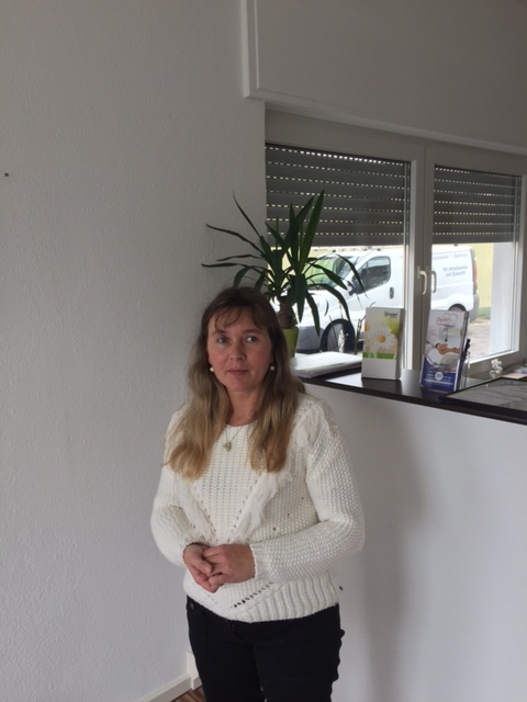 Andrea Höfle, Pflegeteam Pectus, Herne