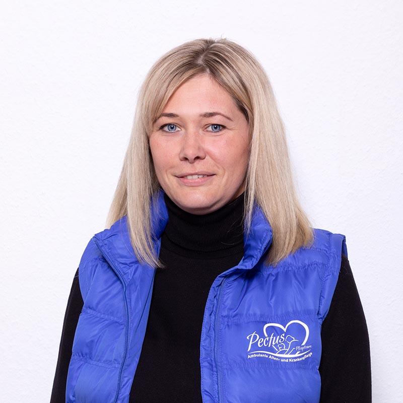 Ewa Stalmach, Pflegeteam Pectus, Herne